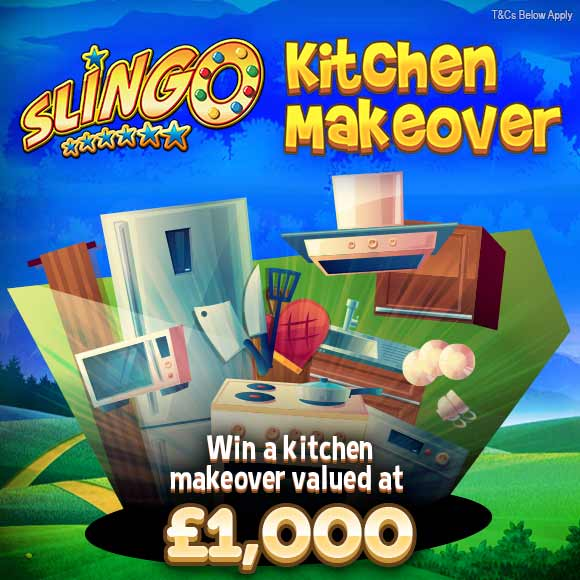 Win a Kitchen Makeover | Promotion | Aunt Bev\'s